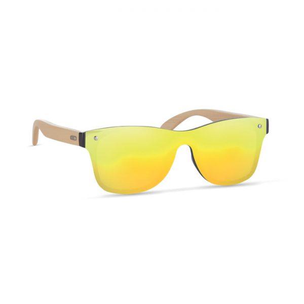 Sunglasses with mirrored lens ALOHA MO9863-08