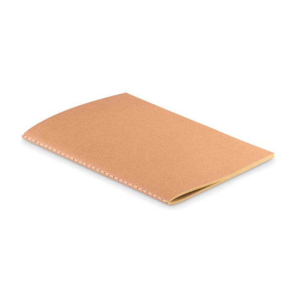 A5 notebook in cardboard cover MID PAPER BOOK MO9867-13