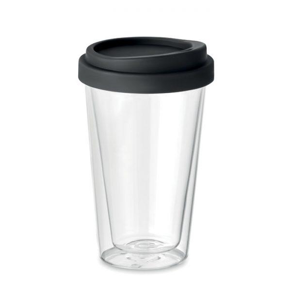 High borosilicate glass 350ml BIELO TUMBLER MO9927-03