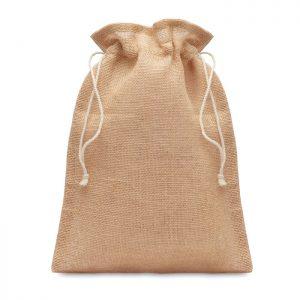 Medium jute gift bag 25 x 32cm JUTE MEDIUM MO9929-13