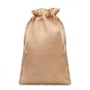 Large jute gift bag 30 x 47cm JUTE LARGE MO9930-13