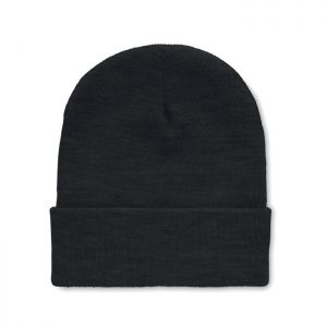 Beanie in RPET with cuff POLO RPET MO9965-03