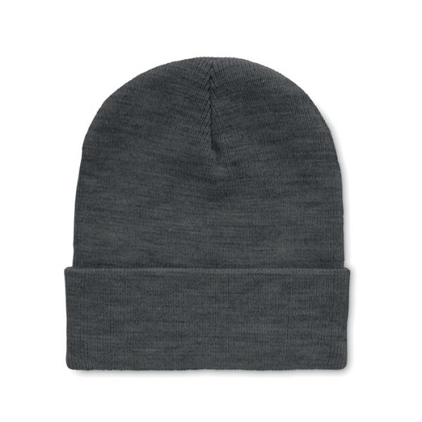 Beanie in RPET with cuff POLO RPET MO9965-33