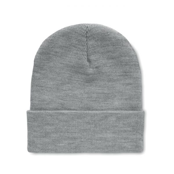 Beanie in RPET with cuff POLO RPET MO9965-34