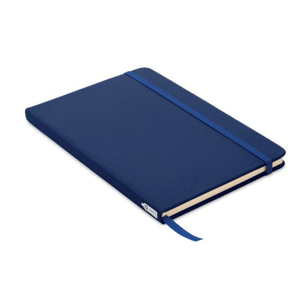 A5 notebook 600D RPET cover NOTE RPET MO9966-04