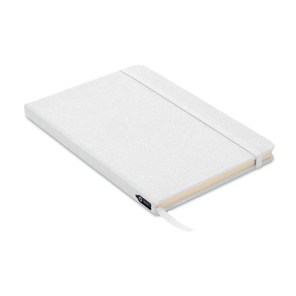 A5 notebook 600D RPET cover NOTE RPET MO9966-06
