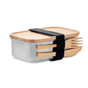 Stainless steel lunchbox 600ml SAVANNA MO9967-40