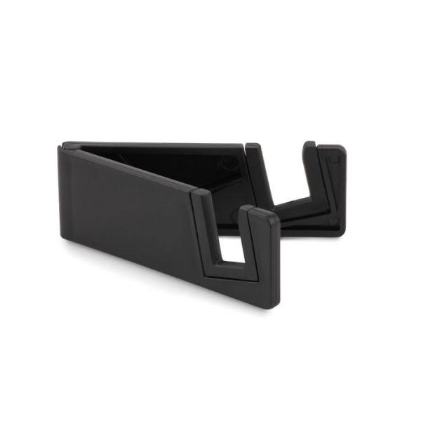 Phone holder bamboo fibre/PP STANDOL+ MO9994-03