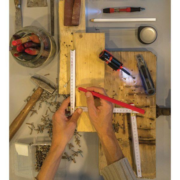 25cm wooden carpenter pencil P169.254