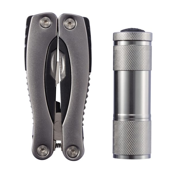 Multitool and torch set P238.082