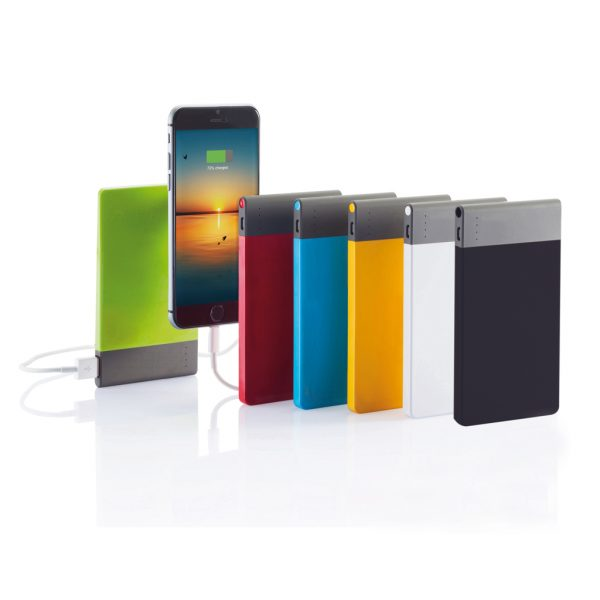 4.600 mAh thin powerbank P324.757