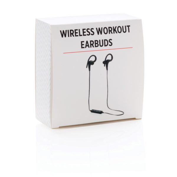 Wireless work out earbuds P326.251