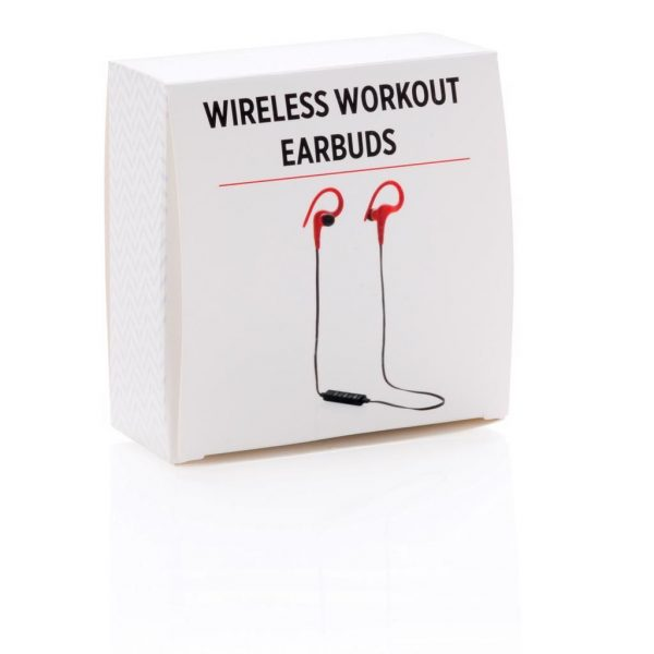 Wireless work out earbuds P326.254
