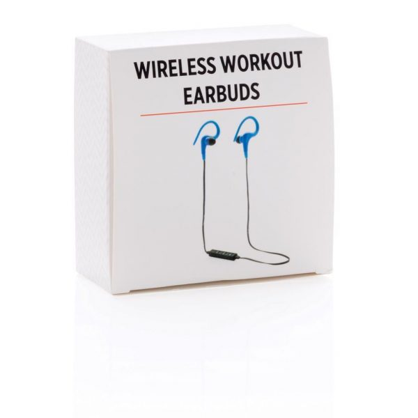 Wireless work out earbuds P326.255