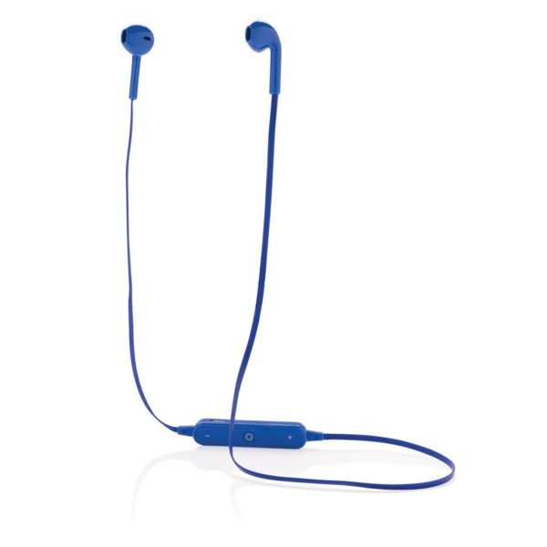 Wireless earbuds in pouch P326.565