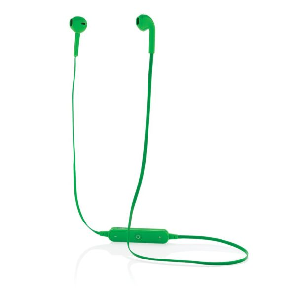 Wireless earbuds in pouch P326.567