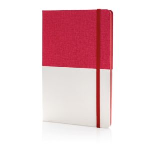 Deluxe A5 double layered PU notebook P773.934
