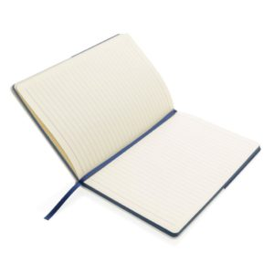 Deluxe A5 double layered PU notebook P773.935