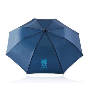 """Deluxe 20"""" foldable umbrella"""
